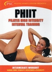 PHIIT: Pilates High Intensity Interval Training