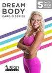 Dream Body Cardio Series 5 DVD Set