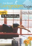 Livingroom Yoga Hips and Backbending DVD with Eva Barash