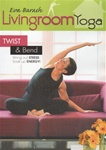 Livingroom Yoga Twist and Bend DVD with Eva Barash
