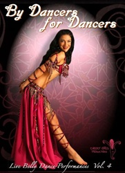 By Dancers for Dancers Volume 4 DVD