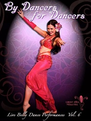 By Dancers for Dancers Volume 6 DVD