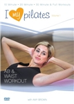 I Love My Pilates Ab & Waist Workout DVD - Amy Brown