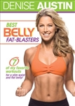 Denise Austin Best Belly Fat Blasters DVD