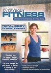 Everybody Fitness Total Body Conditioning DVD - Dana Pieper