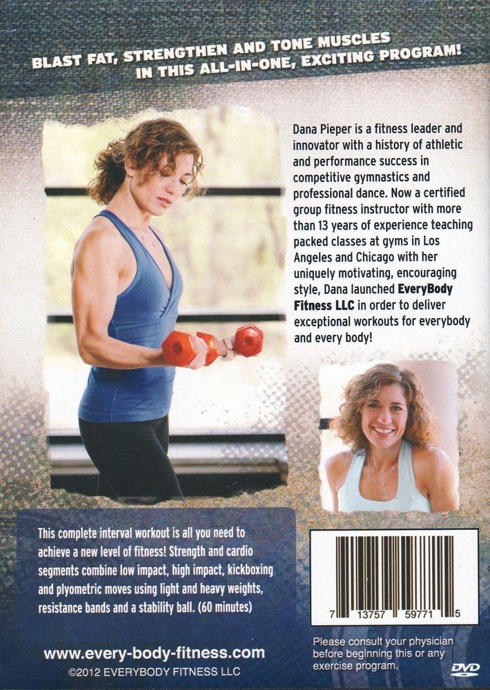 dvd de dana aerobica para