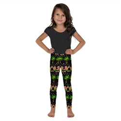 Christmas in Hawaii Toddler & Youth Leggings