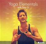 Yoga Elementals with Tony G - COMES ON A USB STICK (NOT A DVD)