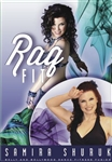 Raq Fit with Samira Shuruk DVD - Belly and Bollywood Dance Fitness Fusion