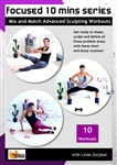 Prevention Slim Strong and Firm DVD - Lara Hudson