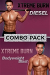 Xtreme Burn Diesel and Bodyweight Blast - Mike Donavanik 2 DVD set with bonus downloads
