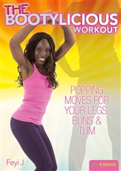 The Bootylicious Workout with Feyi Jegede