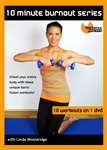 Barlates Body Blitz 10 Minute Burnout Series - Linda Wooldridge