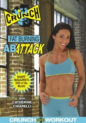Crunch Fat Burning Ab Attack DVD