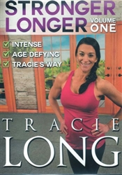 Stronger Longer Volume 1  - Tracie Long