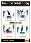 Bounce Total Body Rebounder DVD - Linda Wooldridge