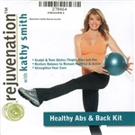 Rejuvenation with Kathy Smith Healthy Abs & Back DVD