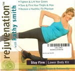 Rejuvenation with Kathy Smith Stay Firm Lower Body DVD