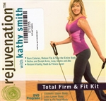 Rejuvenation with Kathy Smith Total Firm and Fit DVD