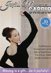 Joyful Movement Cardio with Natalie Spadaccino