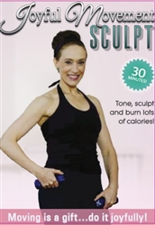 Joyful Movement Sculpt with Natalie Spadaccino
