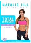 Natalie Jill 7 Day Jumpstart Total Bodyweight Advanced DVD