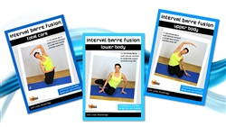 Interval Barre Fusion 3 DVD Package - Linda Wooldridge