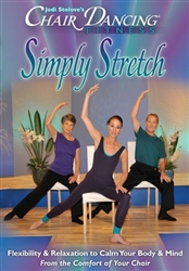 Chair Dancing Simply Stretch DVD