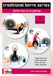 Traditional Barre Series - Linda Wooldridge - Barlates Body Blitz