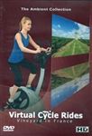 Vineyard in France Virtual Cycle Ride or Treadmill Workout - The Ambient Collection