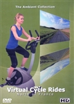 North of France Virtual Cycle Ride or Treadmill Workout - The Ambient Collection