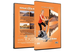 French Pyrenees Virtual Cycle Ride or Treadmill Workout - The Ambient Collection