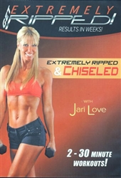 Extremely Ripped and Chiseled - Jari Love