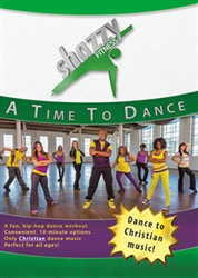 Shazzy Fitness - A Time To Dance Christian Dance Workout