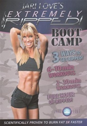 Jari Love Get Extremely Ripped Boot Camp DVD
