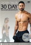 30 Day Transformation 2 DVD Set - Crosby Tailor