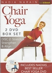 Chair Yoga 2 DVD Set - Nadia Narain