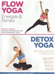 Flow Yoga Energize and Renew - Amy Schneider