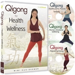 Qigong For Health and Wellness 3 DVD Set - Mimi Kuo-Deemer
