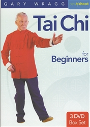 Tai Chi for Beginners 3 DVD Set - Gary Wragg