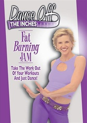 Dance Off The Inches Fat Burning Jam DVD