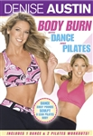 Denise Austin Body Burn with Dance and PIlates DVD