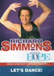 Richard Simmons Project Hope Let's Dance DVD