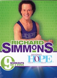 Richard Simmons Project Hope DVD Kit