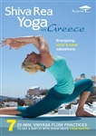 Shiva Rea Yoga in Greece DVD