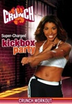 Crunch Super Charged Kickbox Party DVD