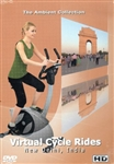 New Delhi, India Virtual Cycle Ride or Treadmill Workout - The Ambient Collection