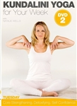 Kundalini Yoga for Your Week - Tuesday - Core Strengthening, Detoxifying & Self Confidence