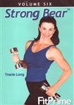 Fit Prime Strong Bear DVD - Tracie Long