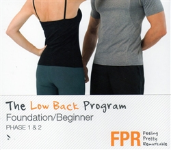 Feeling Pretty Remarkable The Low Back Program Phases 1 & 2